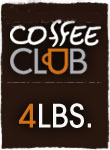 Coffee Club 4 lb.