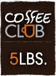 Coffee Club 5 lb.