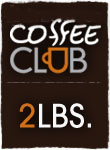Coffee Club 2 lb.